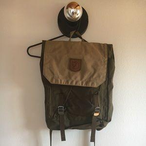 Fjallraven Foldsack No1 Backpack - khaki/green